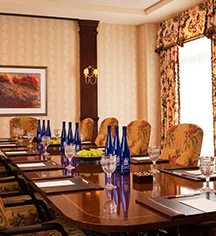 Venues & Services:      The Hotel Roanoke & Conference Center, Curio - A Collection by Hilton  in Roanoke