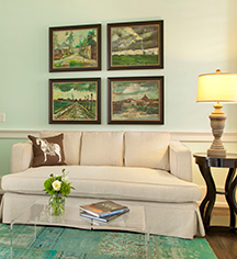 Accommodations:      The Georges  in Lexington