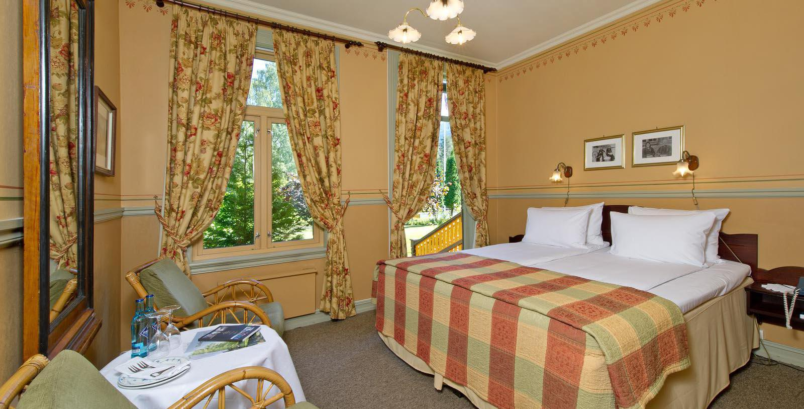 Image of guestroom Dalen Hotel, 1894, Member of Historic Hotels Worldwide, in Dalen, Norway, Accommodations