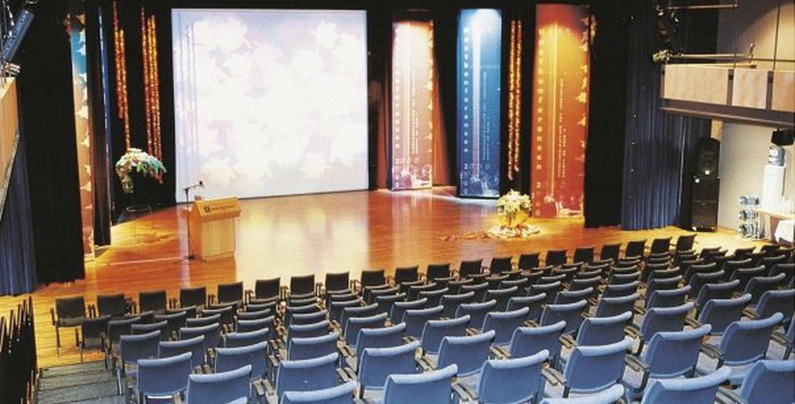 Image of Auditorium at Roros Hotel, 1951, Member of Historic Hotels Worldwide, in Roros, Norway, Experience