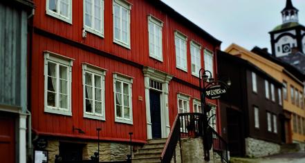 Vertshuset Røros  in Røros
