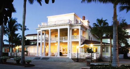 Event Calendar:      The Gasparilla Inn & Club  in Boca Grande