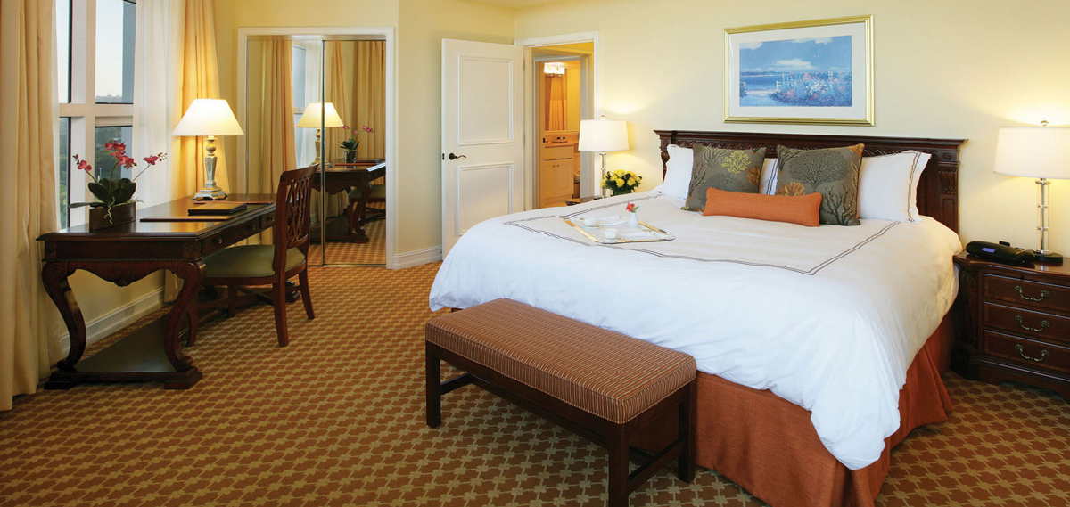 Accommodations:      Marco Beach Ocean Resort®  in Marco Island