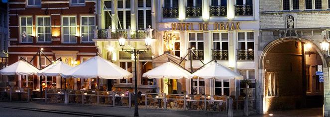 Hotel en Residence De Draak  in Bergen op Zoom