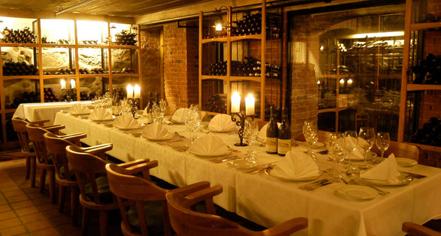 Dining at      Hotell Refsnes Gods  in Moss