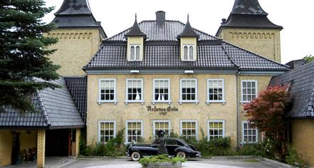 Hotell Refsnes Gods  in Moss