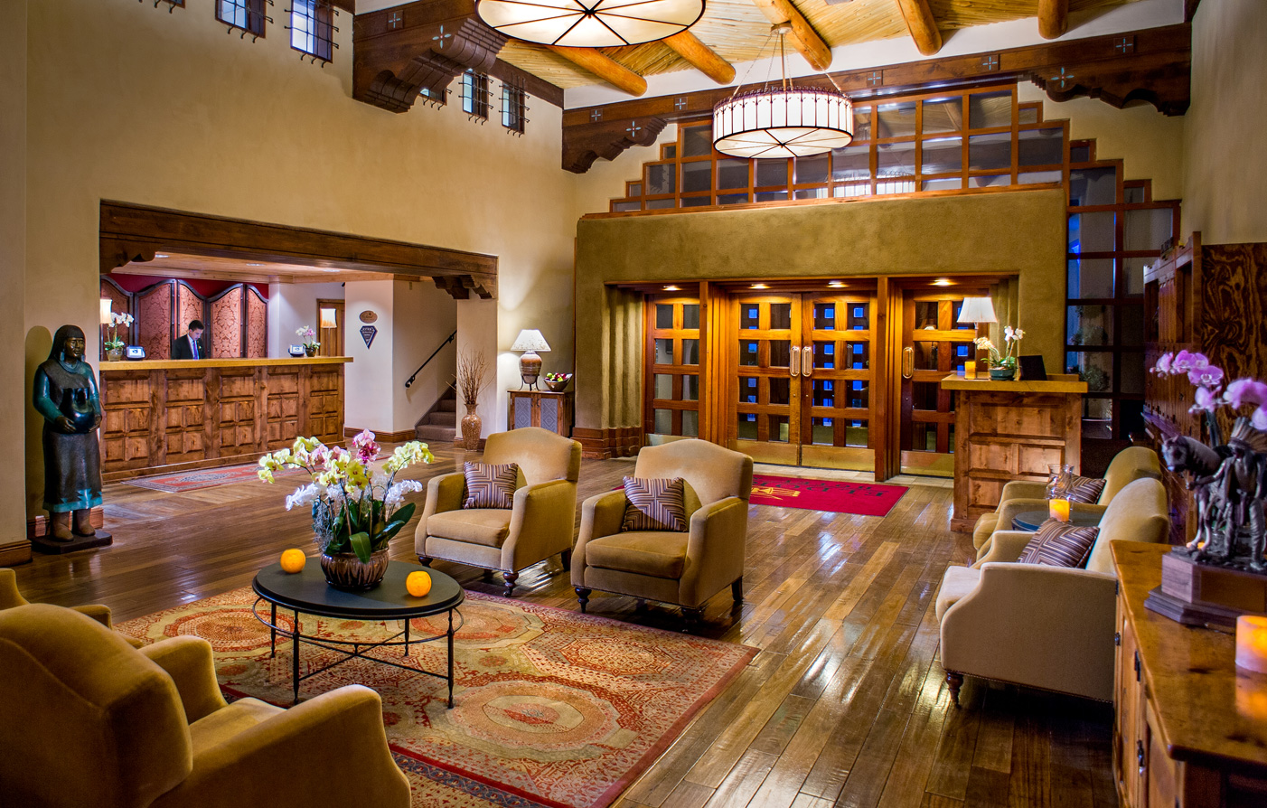 Customer Reviews:      Eldorado Hotel & Spa  in Santa Fe