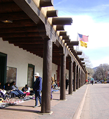 Local Attractions:      Hilton Santa Fe Historic Plaza  in Santa Fe
