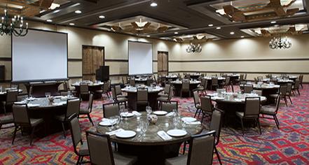 Meetings at      Hilton Santa Fe Historic Plaza  in Santa Fe