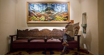 History:      La Fonda  in Santa Fe