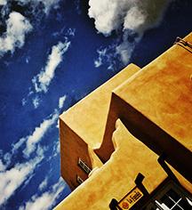 Local Attractions:      La Fonda  in Santa Fe