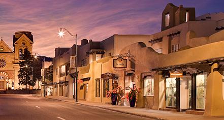 La Fonda  in Santa Fe