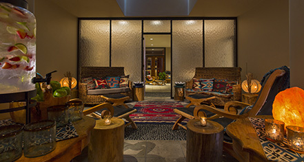 Spa:      La Posada de Santa Fe, A Tribute Portfolio Resort & Spa  in Santa Fe