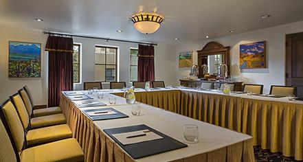 Venues & Services:      La Posada de Santa Fe, A Tribute Portfolio Resort & Spa  in Santa Fe