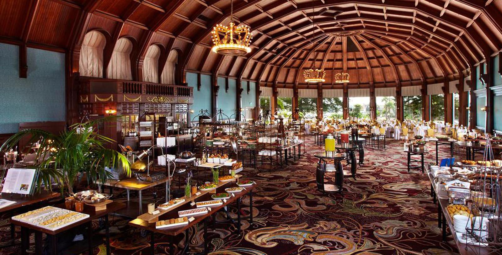 Image of Crown Room, Hotel del Coronado in Coronado, California, 1888, Member of Historic Hotels of America, Taste