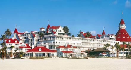 Hotel del Coronado  in Coronado
