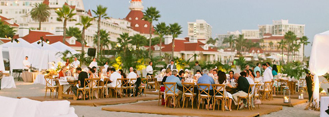Events at      Hotel del Coronado  in Coronado