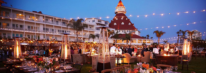 Meetings at      Hotel del Coronado  in Coronado