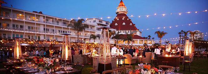 Meetings at      Hotel del Coronado  in Coronado