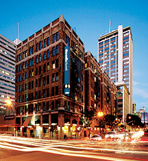 Hotels In San Diego >> Sofia Hotel San Diego Ca Historic Hotels Of America