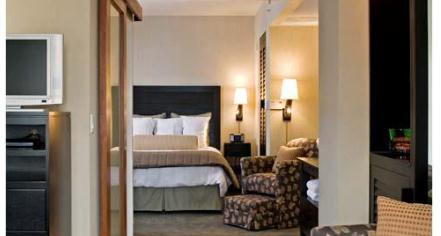 Accommodations:      Sofia Hotel  in San Diego