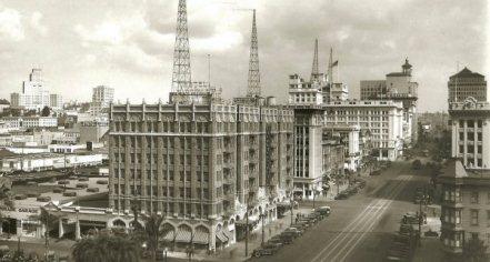 History:      Sofia Hotel  in San Diego