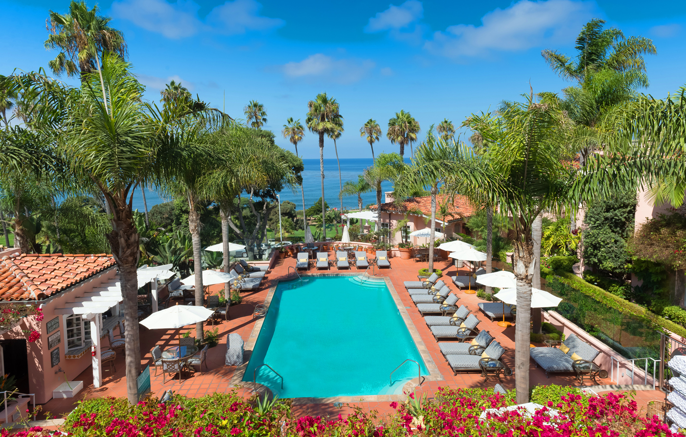 la valencia hotel in la jollasan diego - San Diego Luxury Hotels And Resorts