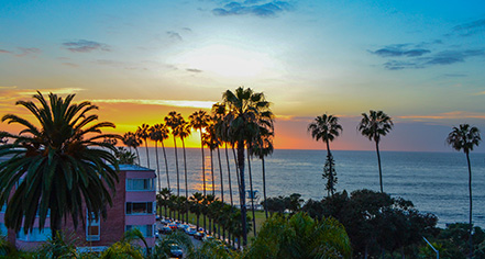 Local Attractions:      La Valencia Hotel  in La Jolla/San Diego