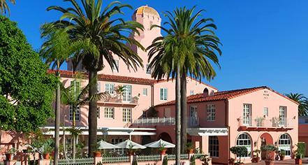 La Valencia Hotel In Jolla San Go