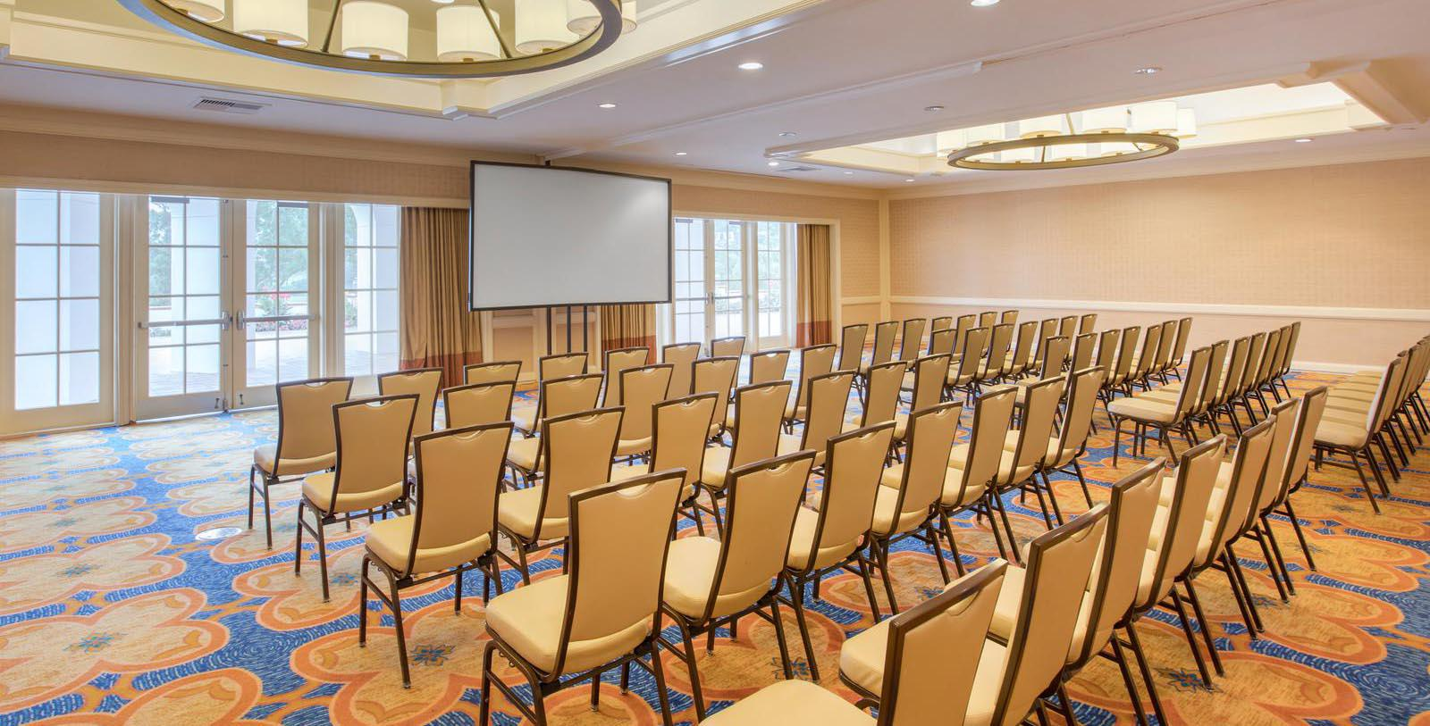 Image of Meeting Space Classroom, Omni La Costa Resort & Spa, Carlsbad, California, 1965, Member of Historic Hotels of America, Special Occasions