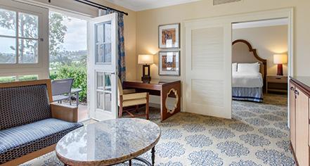Accommodations:      Omni La Costa Resort & Spa  in Carlsbad