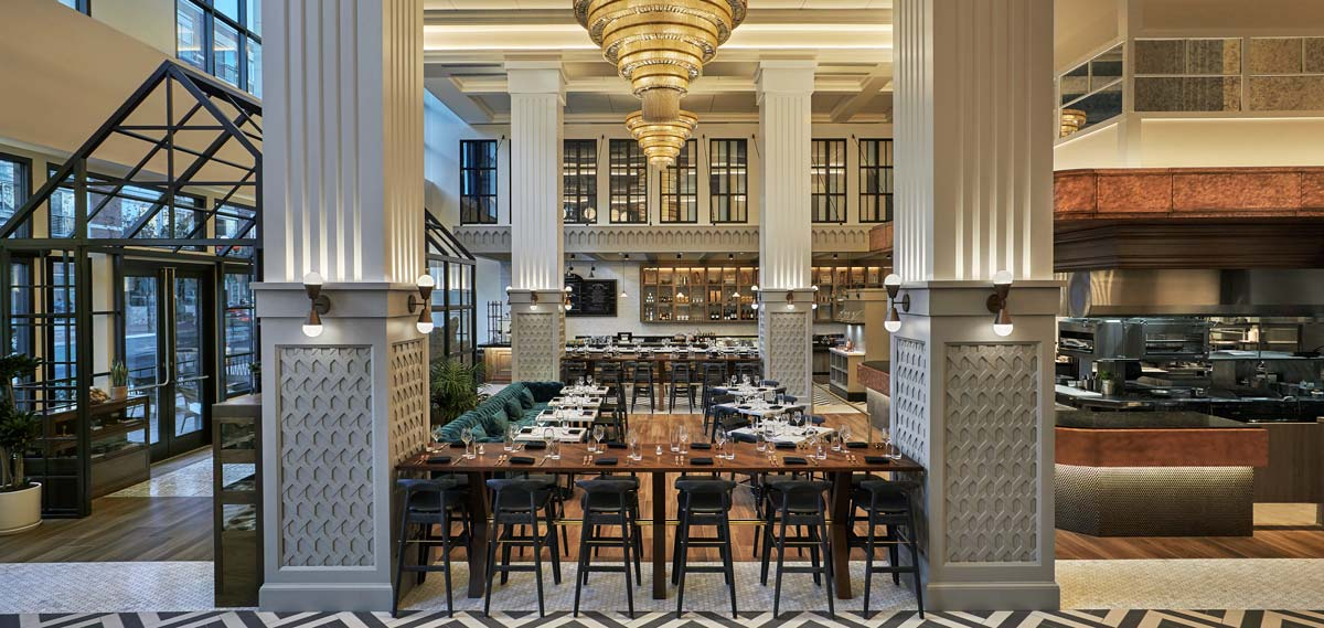 Dining:      Pendry San Diego  in San Diego