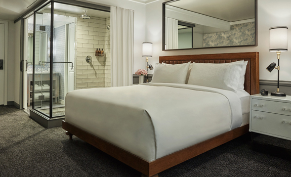 Pendry San Diego  - Accommodations