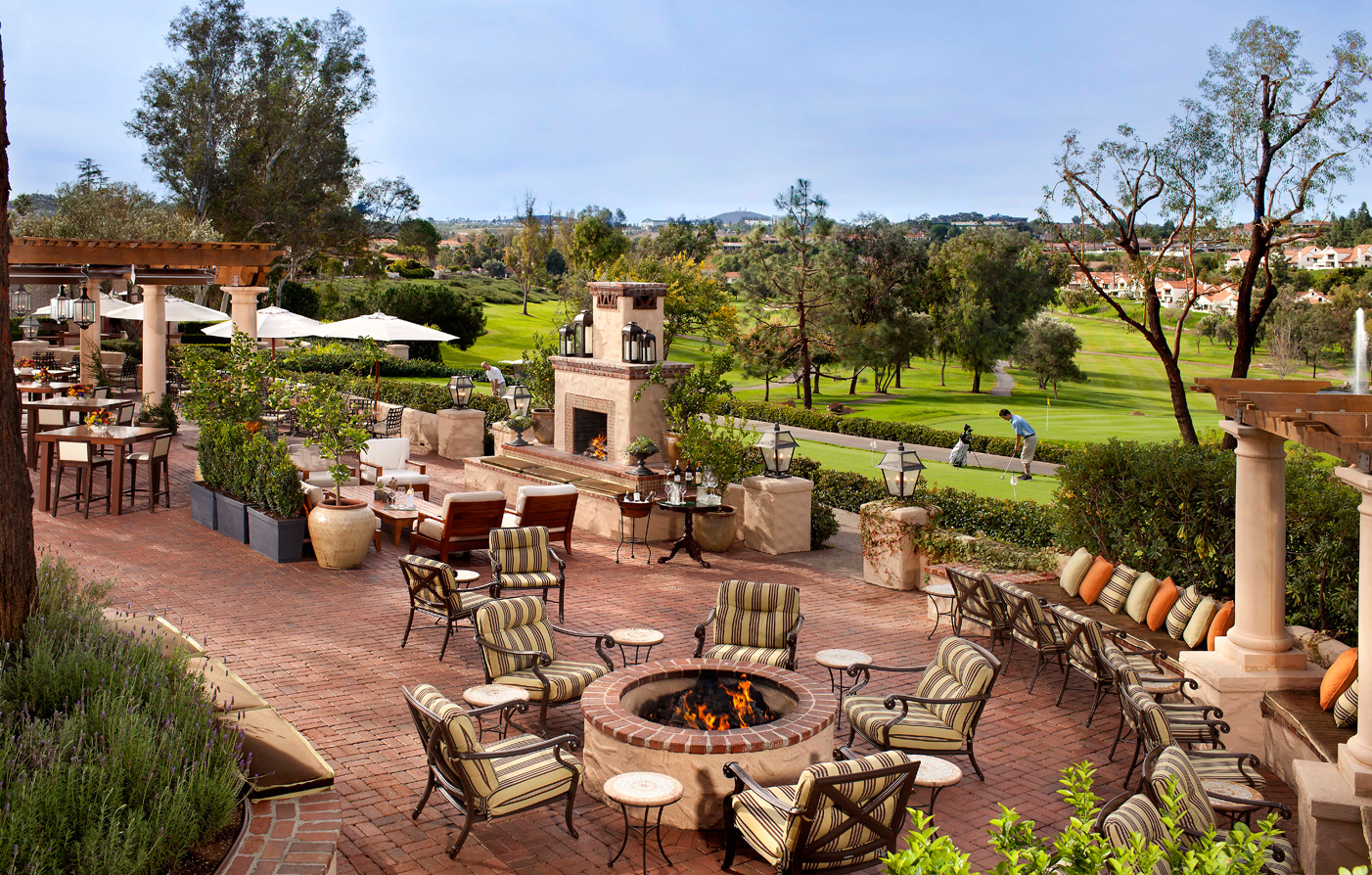 Customer Reviews:      Rancho Bernardo Inn  in San Diego