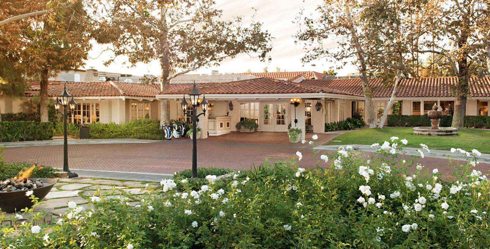 Image of Hotel Exterior, Rancho Bernardo Inn, 1963, Member of Historic Hotels of America, San Diego, California, Overview