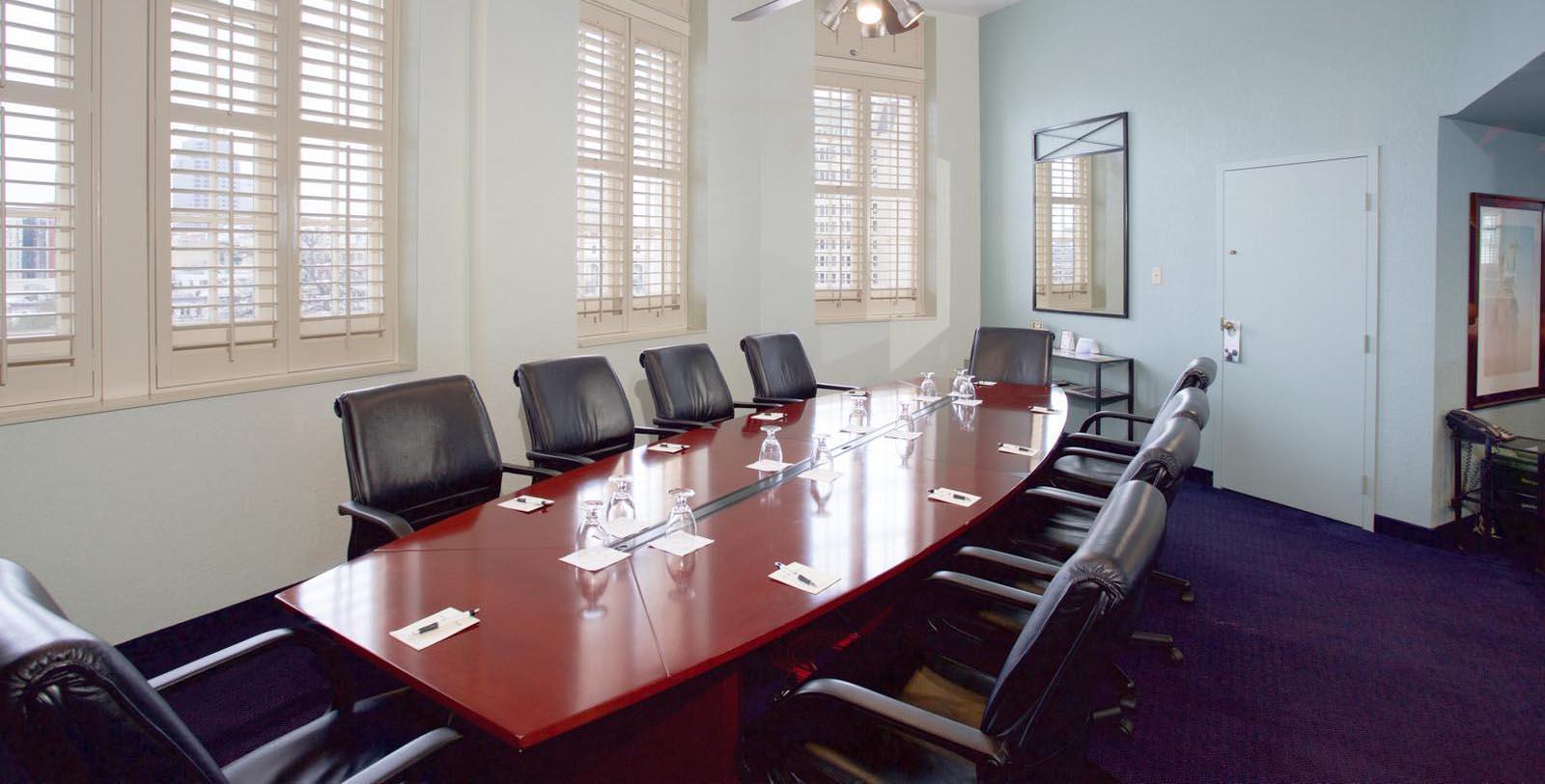 Image of Meeting Room The Crockett Hotel, 1909, Member of Historic Hotels of America, in San Antonio, Texas, Experience