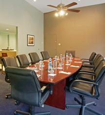 Meetings at      The Crockett Hotel  in San Antonio