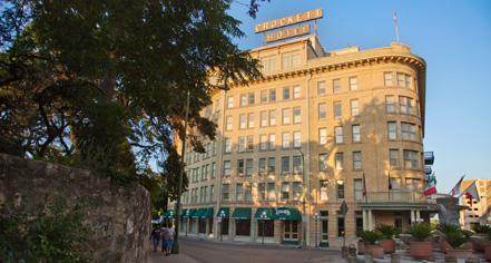 The Crockett Hotel  in San Antonio