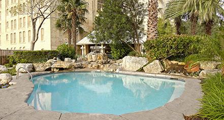 Activities:      The Crockett Hotel  in San Antonio