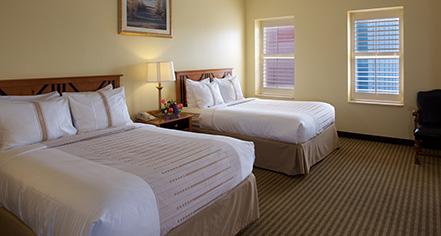 Accommodations:      The Crockett Hotel  in San Antonio