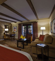 Accommodations:      Omni La Mansion del Rio, San Antonio  in San Antonio