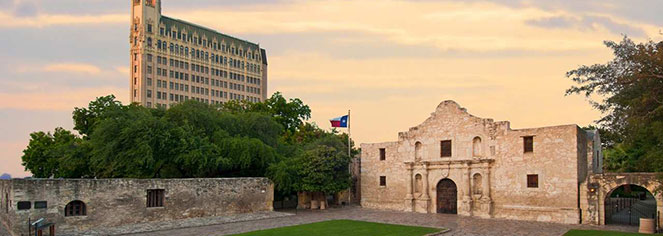 Local Attractions:      The Emily Morgan San Antonio - a DoubleTree by Hilton Hotel  in San Antonio