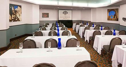 Meetings at      The Emily Morgan San Antonio - a DoubleTree by Hilton Hotel  in San Antonio