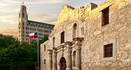 The Emily Morgan San Antonio - a DoubleTree by Hilton Hotel  in San Antonio