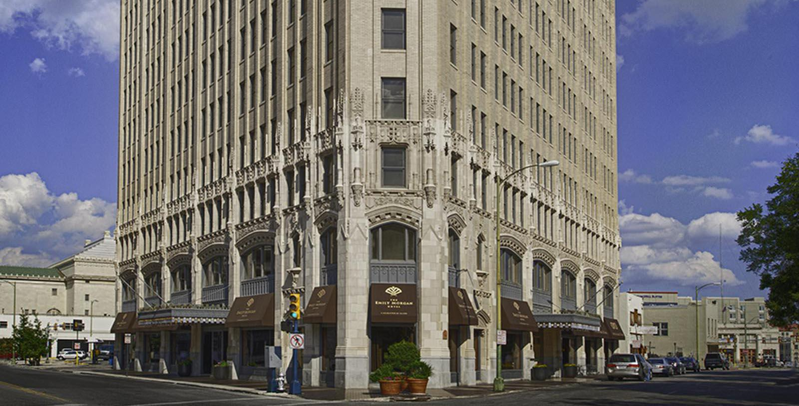 Image of Event Space The Emily Morgan San Antonio - a DoubleTree by Hilton Hotel, 1924, Member of Historic Hotels of America, in San Antonio, Texas, Experience
