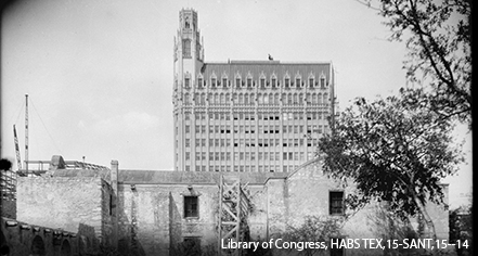History The Emily Morgan San Antonio A Doubletree By Hilton Hotel In
