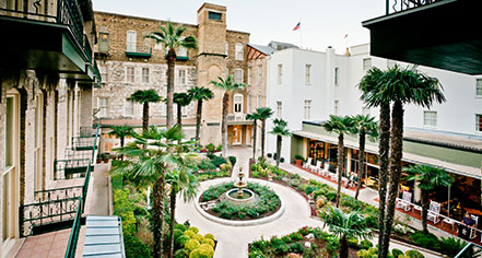 Event Calendar:      The Menger Hotel  in San Antonio