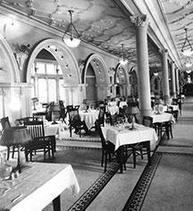 History:      The Menger Hotel  in San Antonio