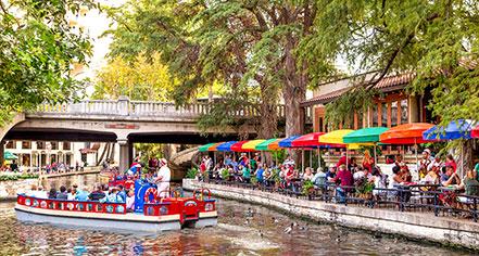 Local Attractions:      The Menger Hotel  in San Antonio