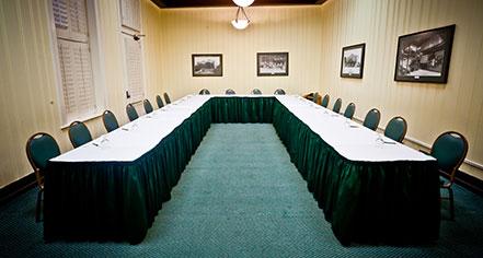 Meetings at      The Menger Hotel  in San Antonio